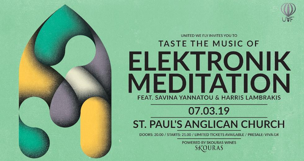 Taste the music of Elektronik Meditation