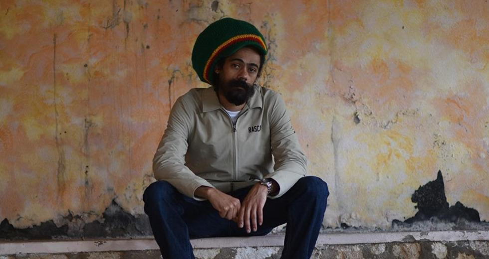 Release Athens: Damian Marley
