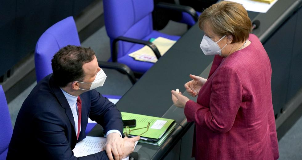 First step in the Bundestag for the implementation of universal ban measures