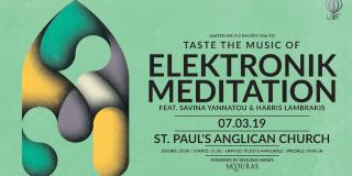 Taste the music of Elektronik Medidation