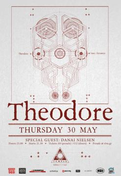 Theodore Live @ Temple Athens
